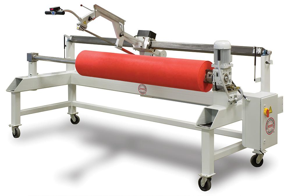 Roll Material Cutter 1384