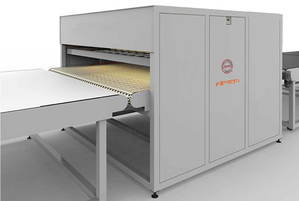 Infrared Curing Oven 1967-AX-IR
