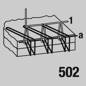502 Two Thread Overlock